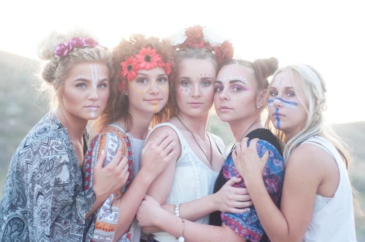 Festival Inspired Makeup
