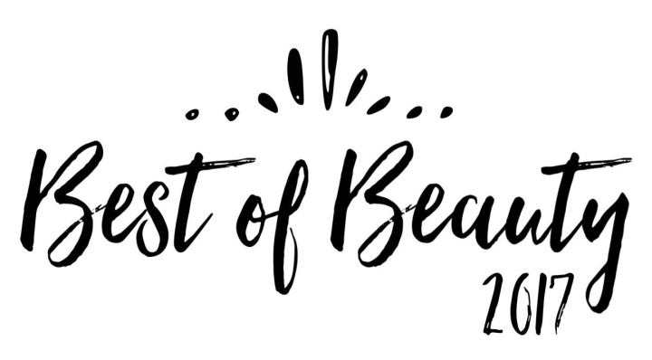 Best of Beauty 2017